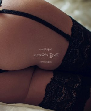 Yvannah escort girl